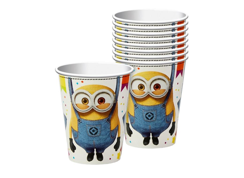 Minions Cups 8pk