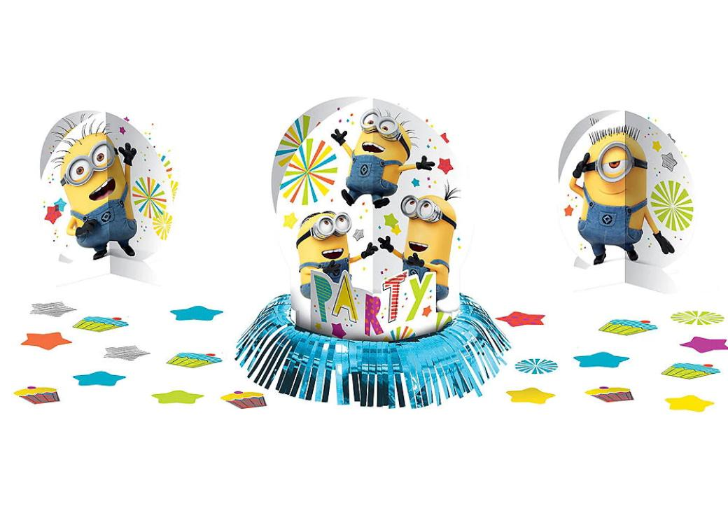 Minions Table Decorating Kit