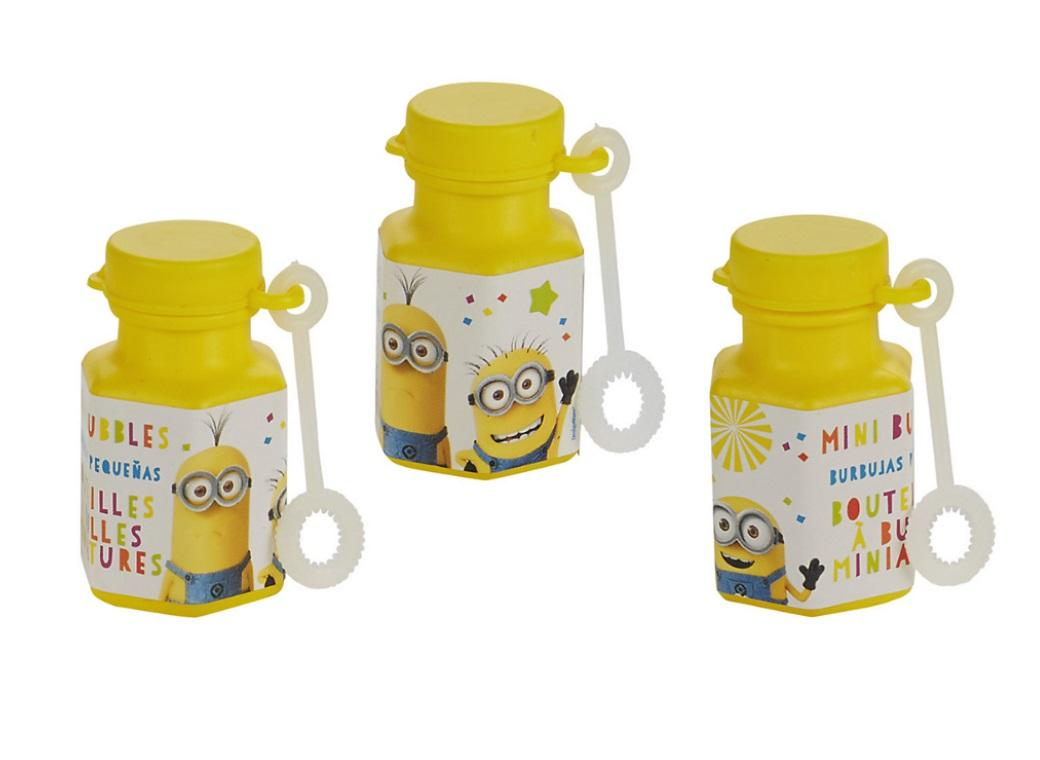 Minions Mini Bubbles 12pk