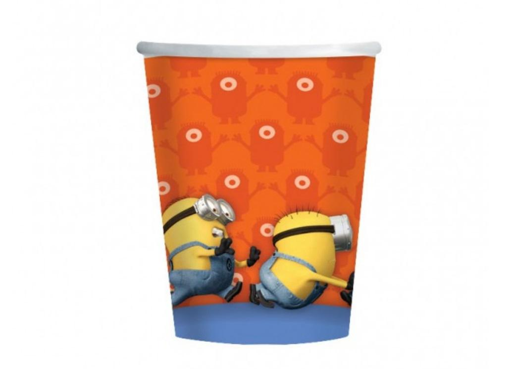 Minions Party Cups - 8pk