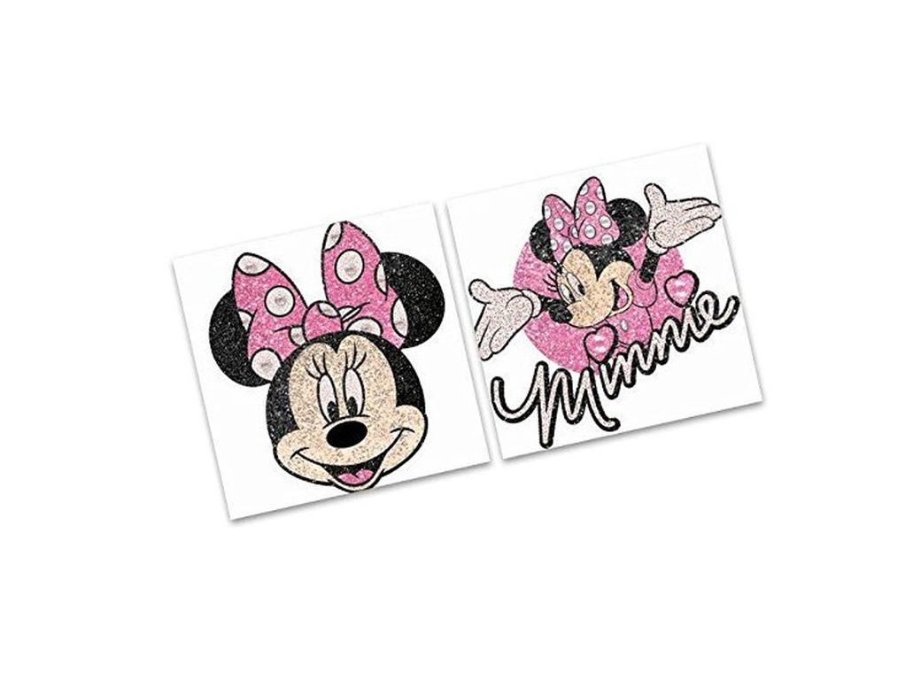 Minnie Mouse Glitter Body Jewellery