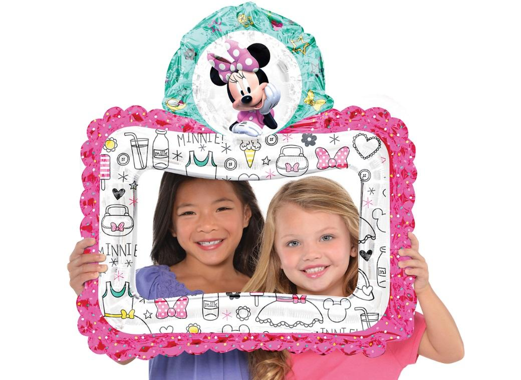 Minnie Mouse Inflatable Photo Frame