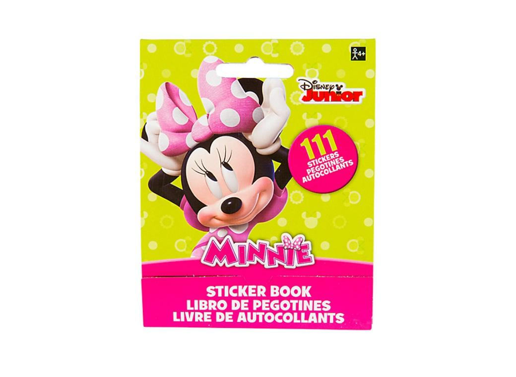 Minnie Mouse Sticker Book