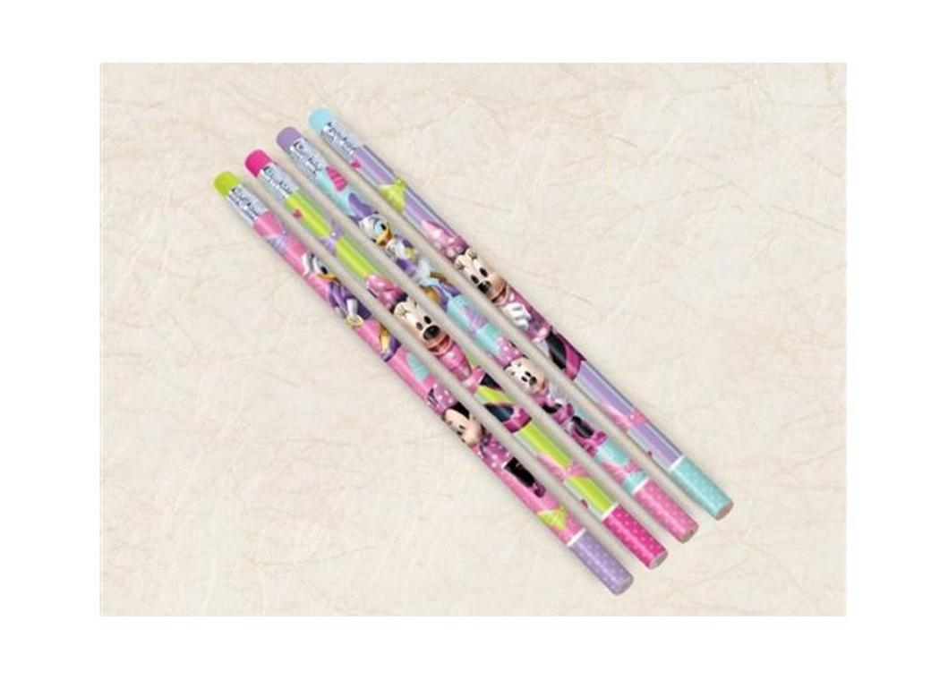 Minnie Mouse Pencils - 6pk