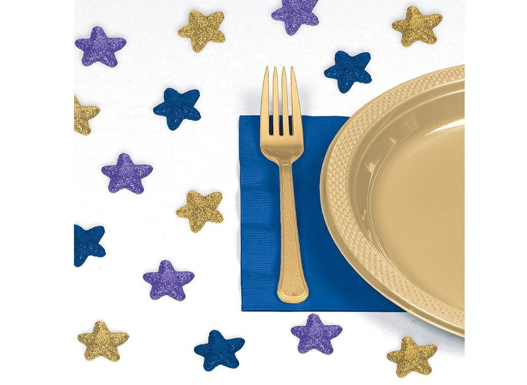 Moon & Stars Table Scatters