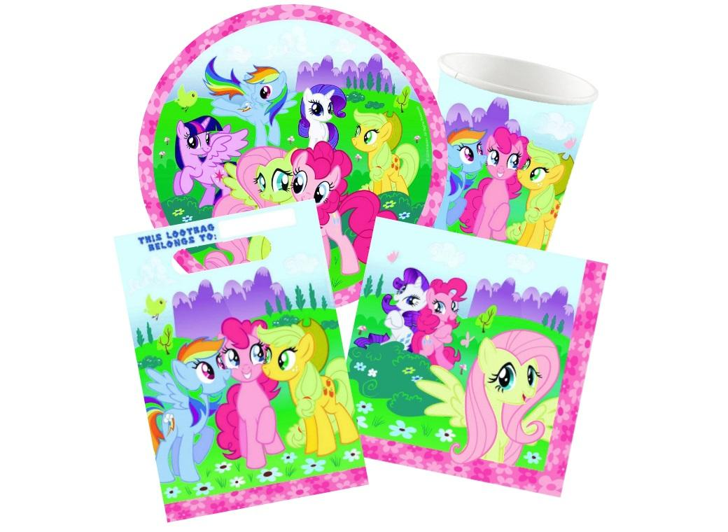 My Little Pony 40pce Party Pack