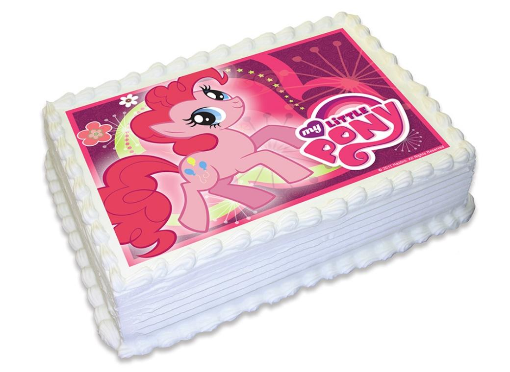 Edible Icing Image - My Little Pony A4