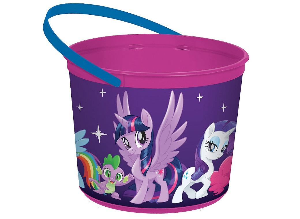 My Little Pony Friendship Adventures Favour Container