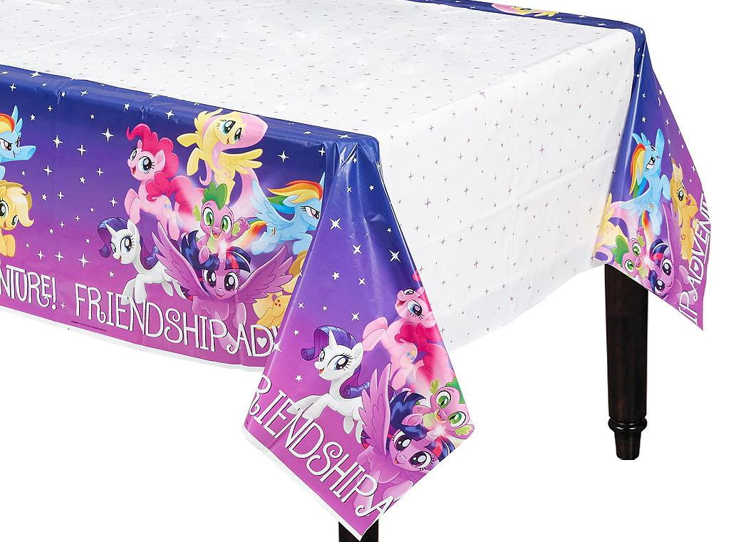 My Little Pony Friendship Adventures Tablecover
