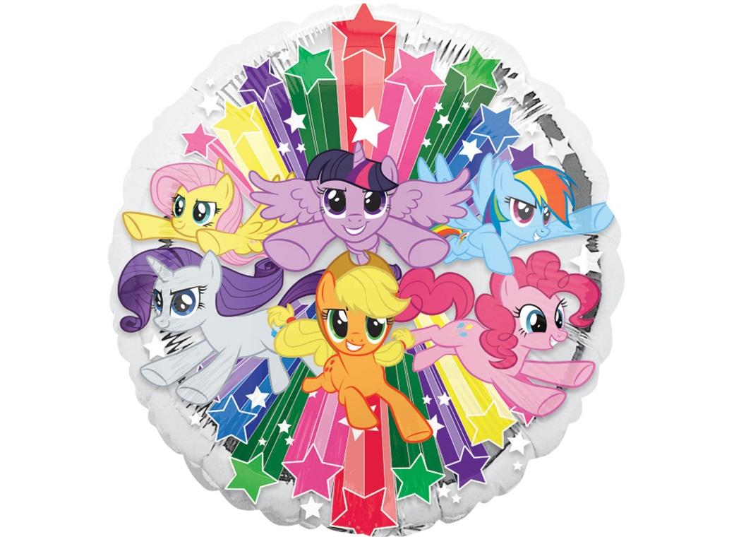 My Little Pony Gang Foil Balloon
