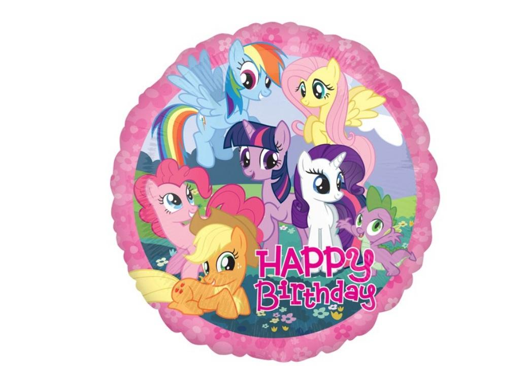 My Little Pony HB Foil Balloon