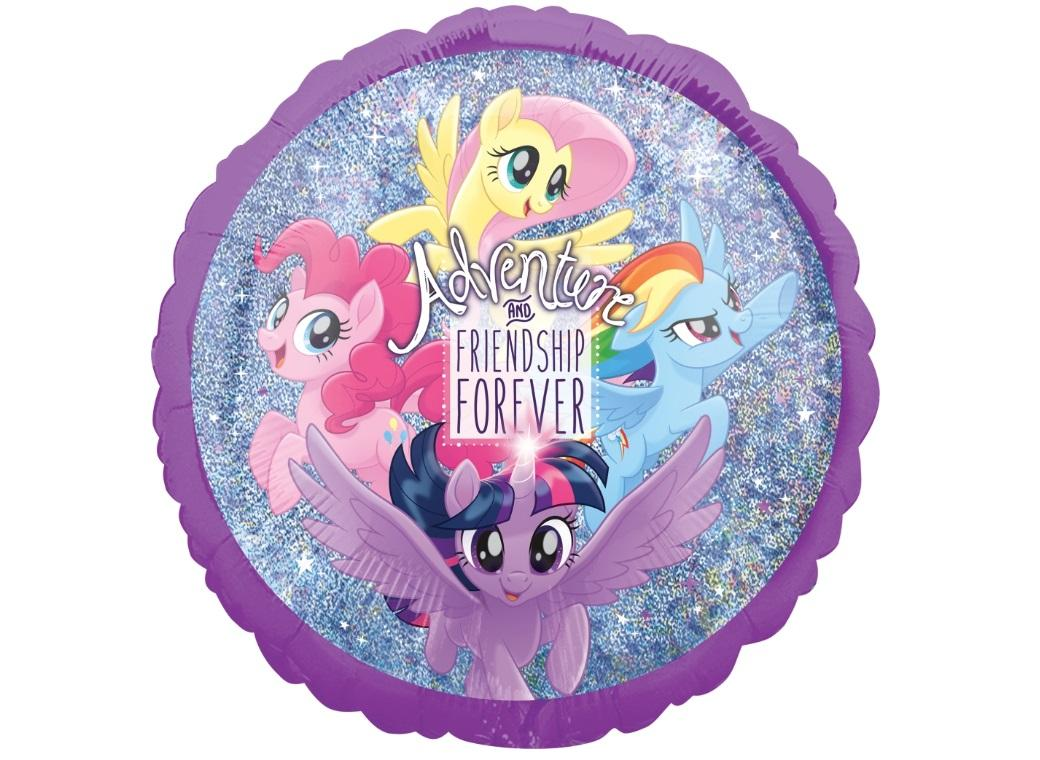 My Little Pony Holographic Foil Balloon