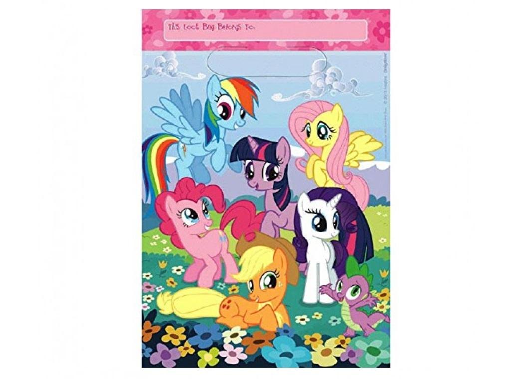 My Little Pony Loot Bags - 8pk