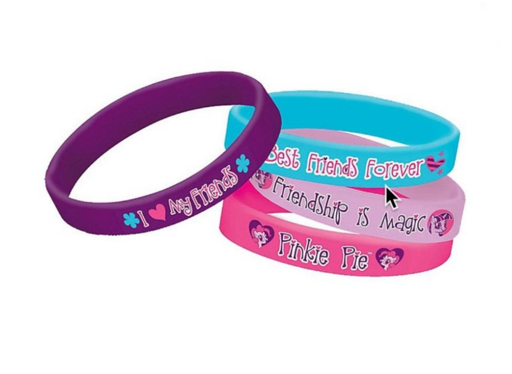 My Little Pony Bracelets 4pk