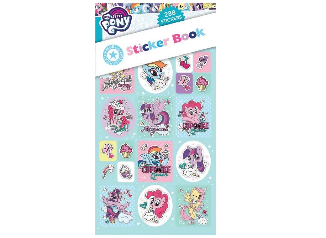 My Little Pony Sticker Book