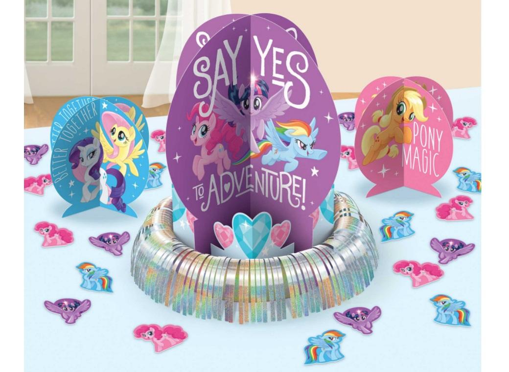 My Little Pony Table Decorating Kit