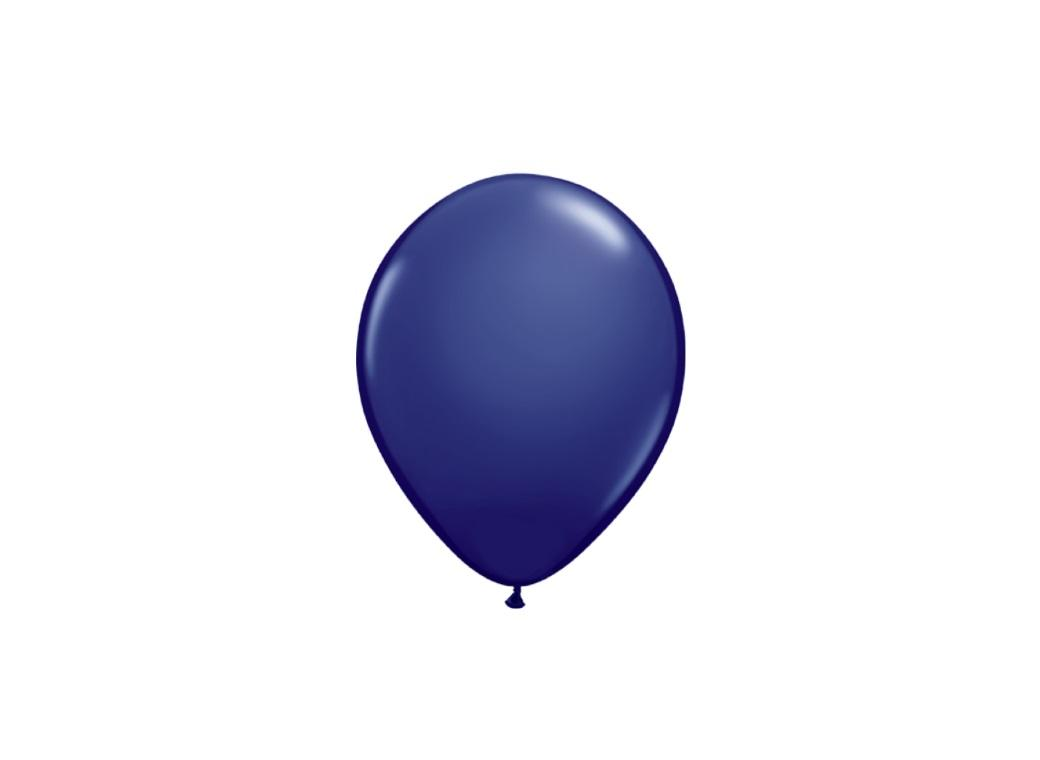 Navy Blue 5in Balloons 5pk