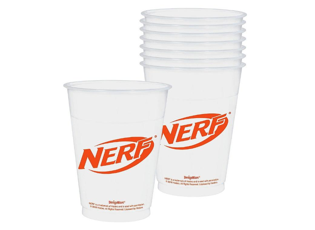 Nerf Cups 25pk