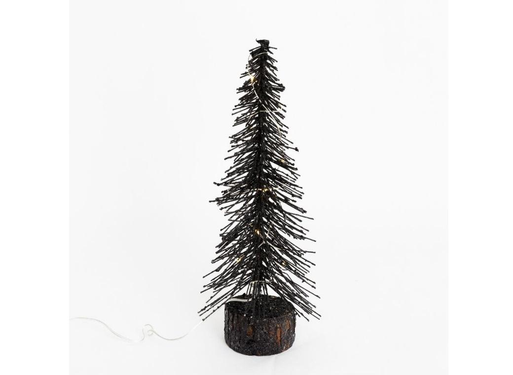 Nordic Christmas Tree with Lights Small