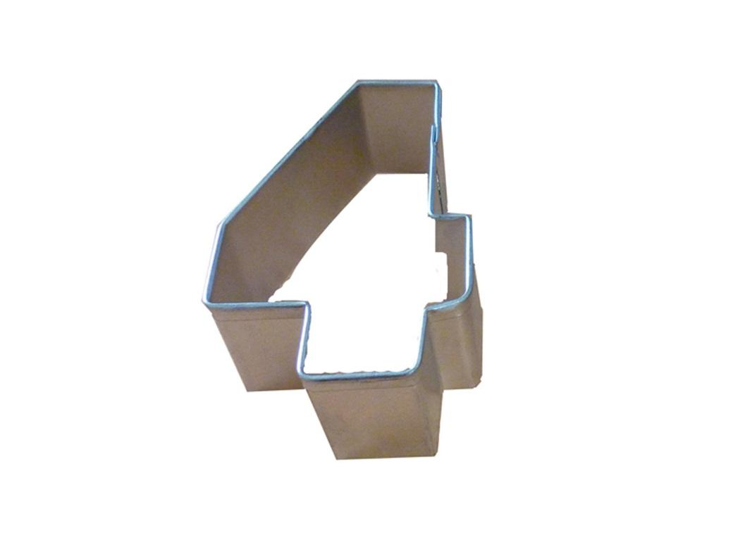 Number Cookie Cutter - 4