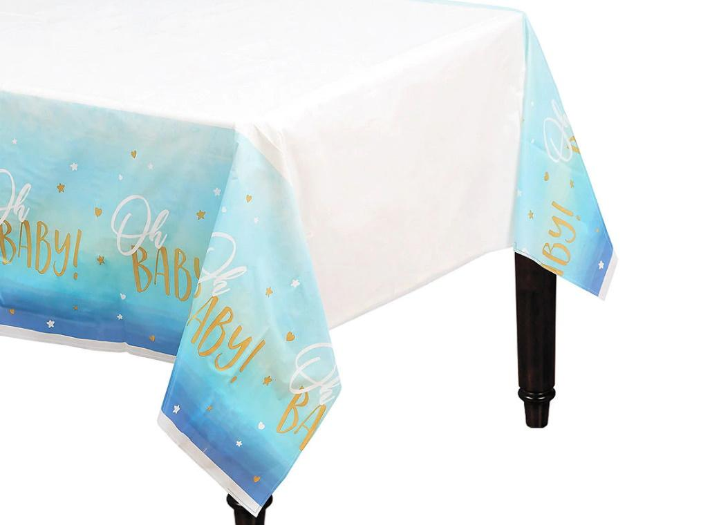 Oh Baby Boy Table Cover