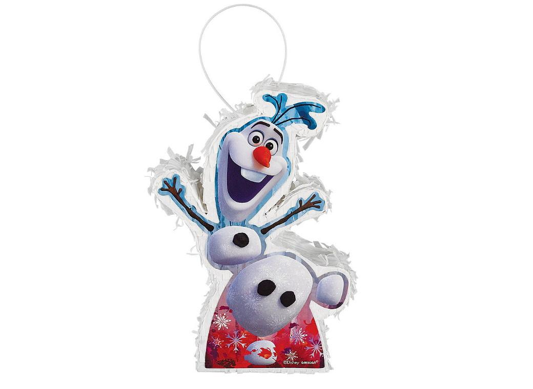 Olaf Mini Pinata Decoration