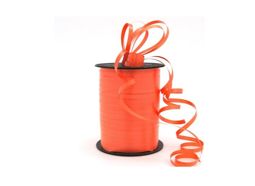Curling Ribbon - Orange 91m