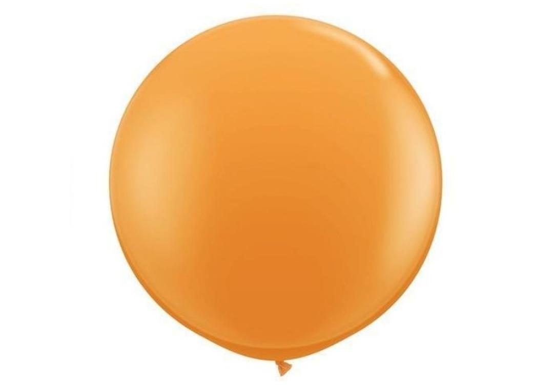 Jumbo Balloon - Orange