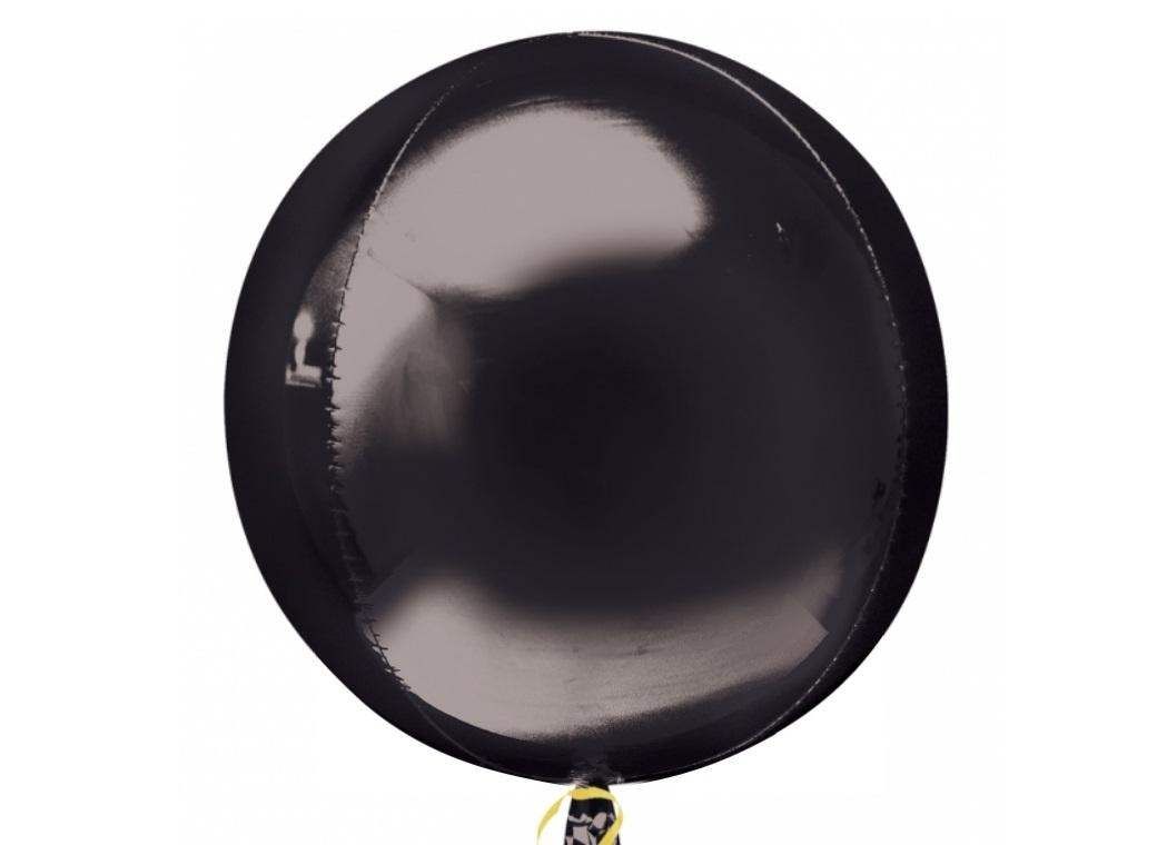 Orbz Balloon - Black
