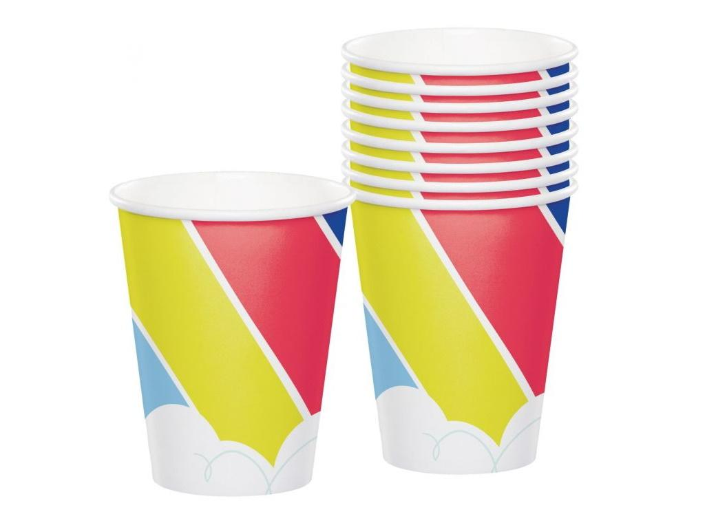 Over the Rainbow Cups 8pk