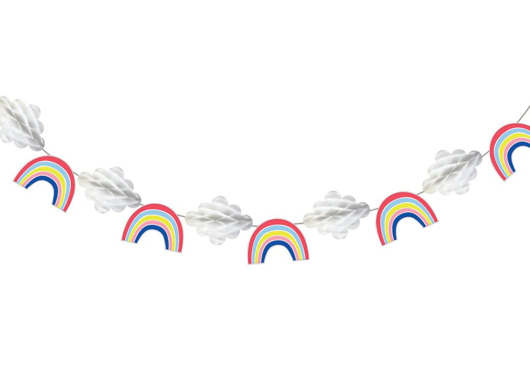 Over the Rainbow Garland