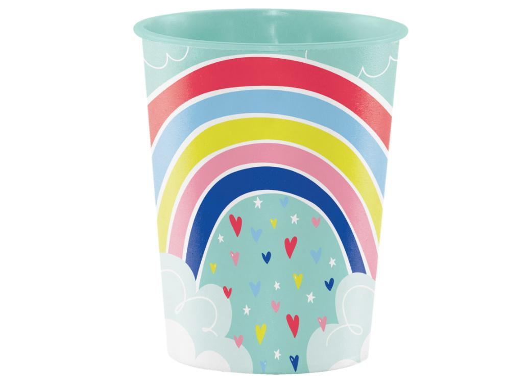 Over the Rainbow Keepsake Cup