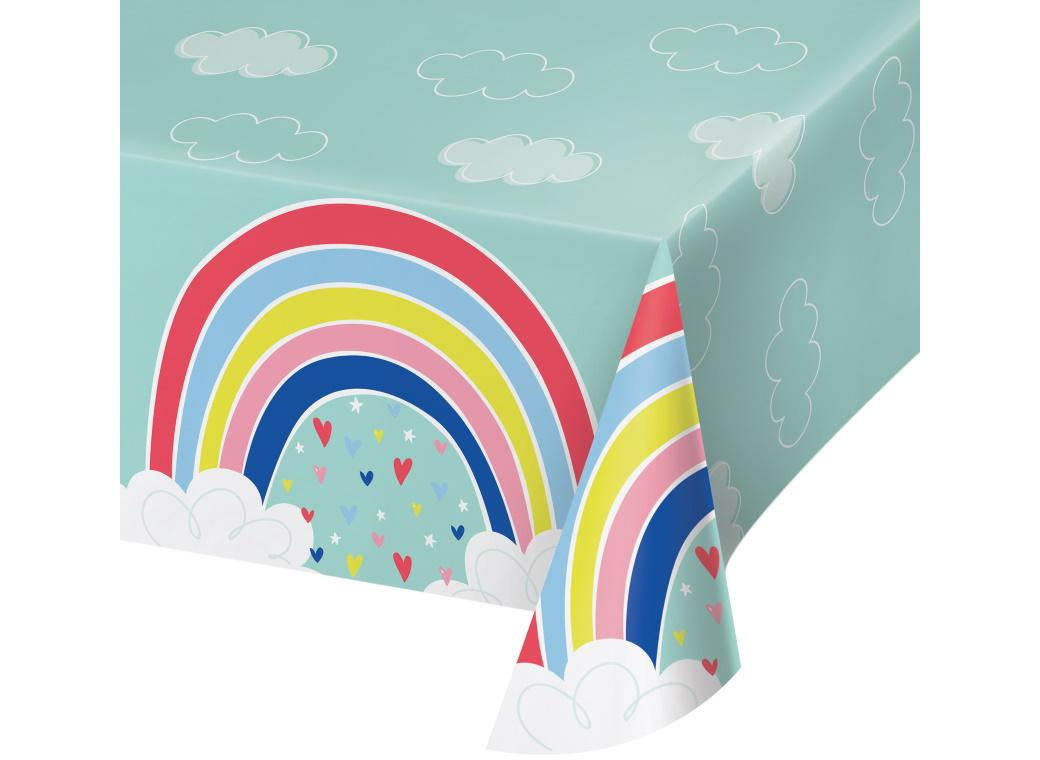 Over the Rainbow Tablecover