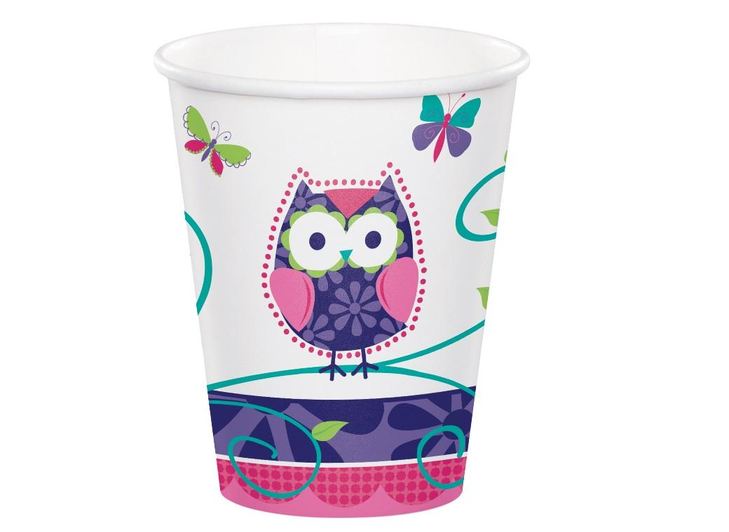 Owl Pal Cups
