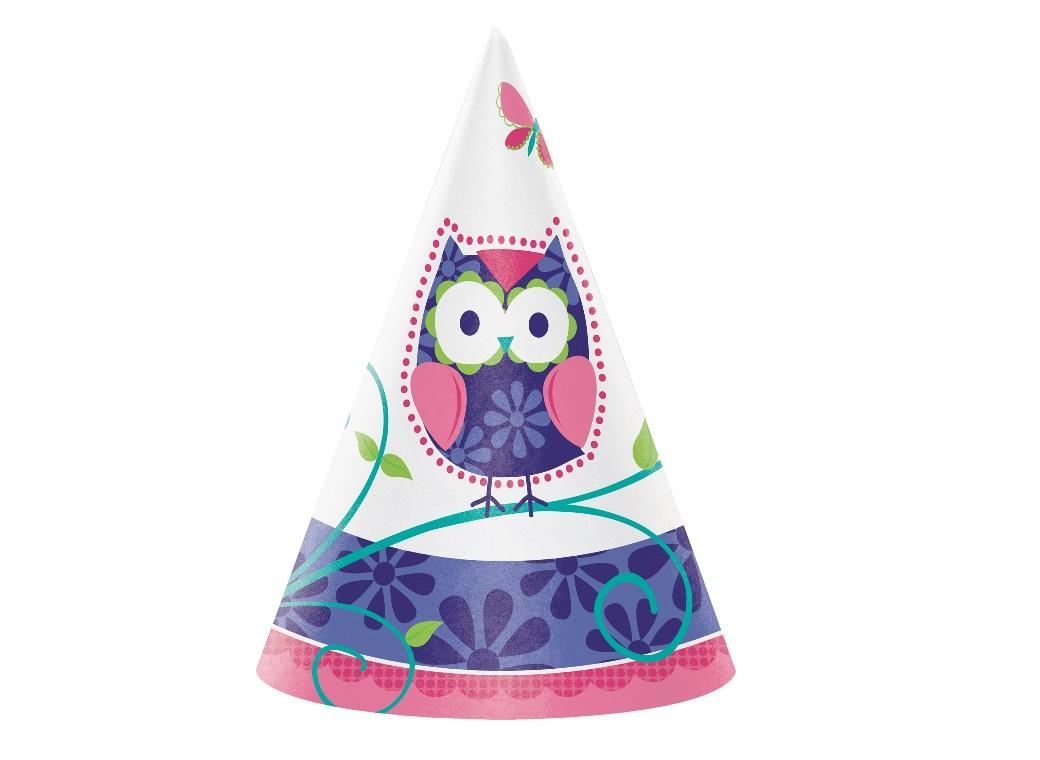 Owl Pal Party Hats