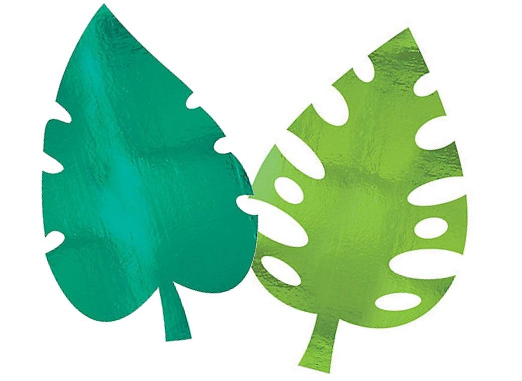 Palm Leaf Cutouts 8pk