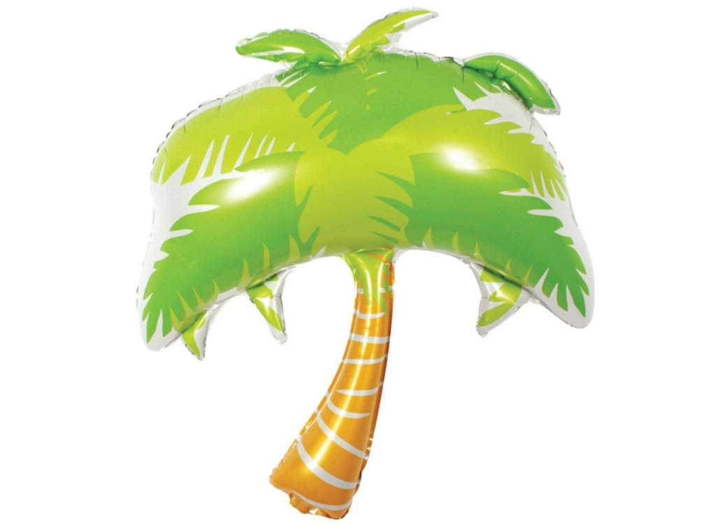 Giant Palm Tree Foil Balloon
