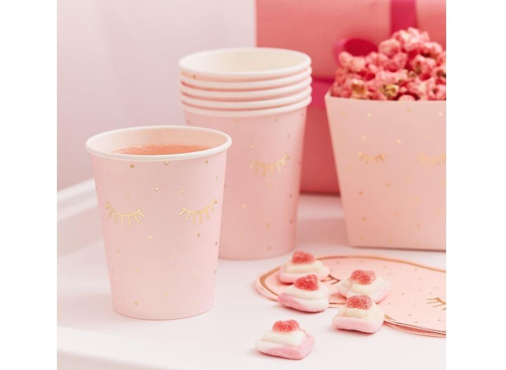 Pamper Party Cups 8pk