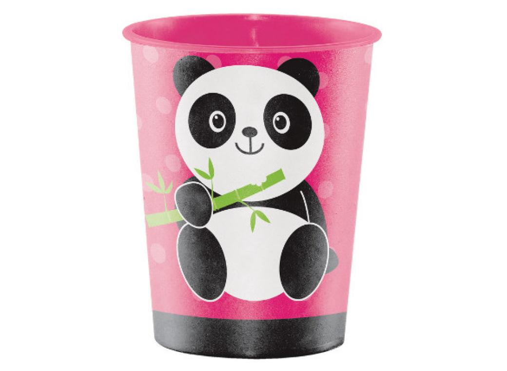 Panda-Monium Keepsake Cup