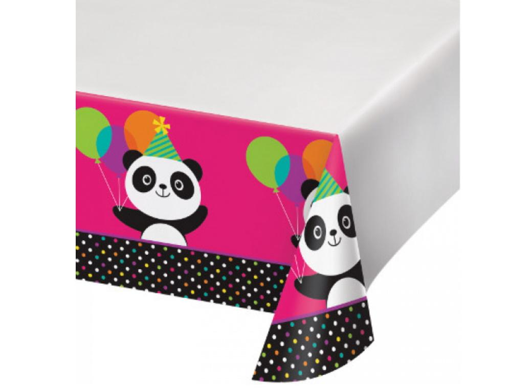 Panda-Monium Tablecover