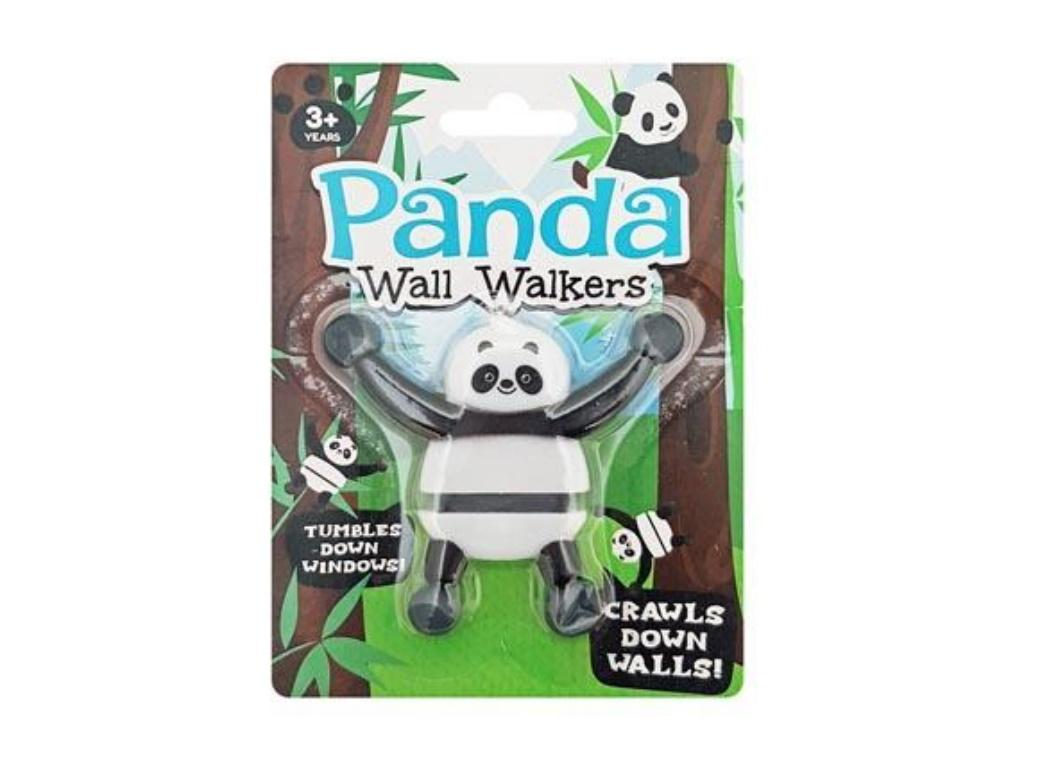 Tumbling Panda Wall Walker
