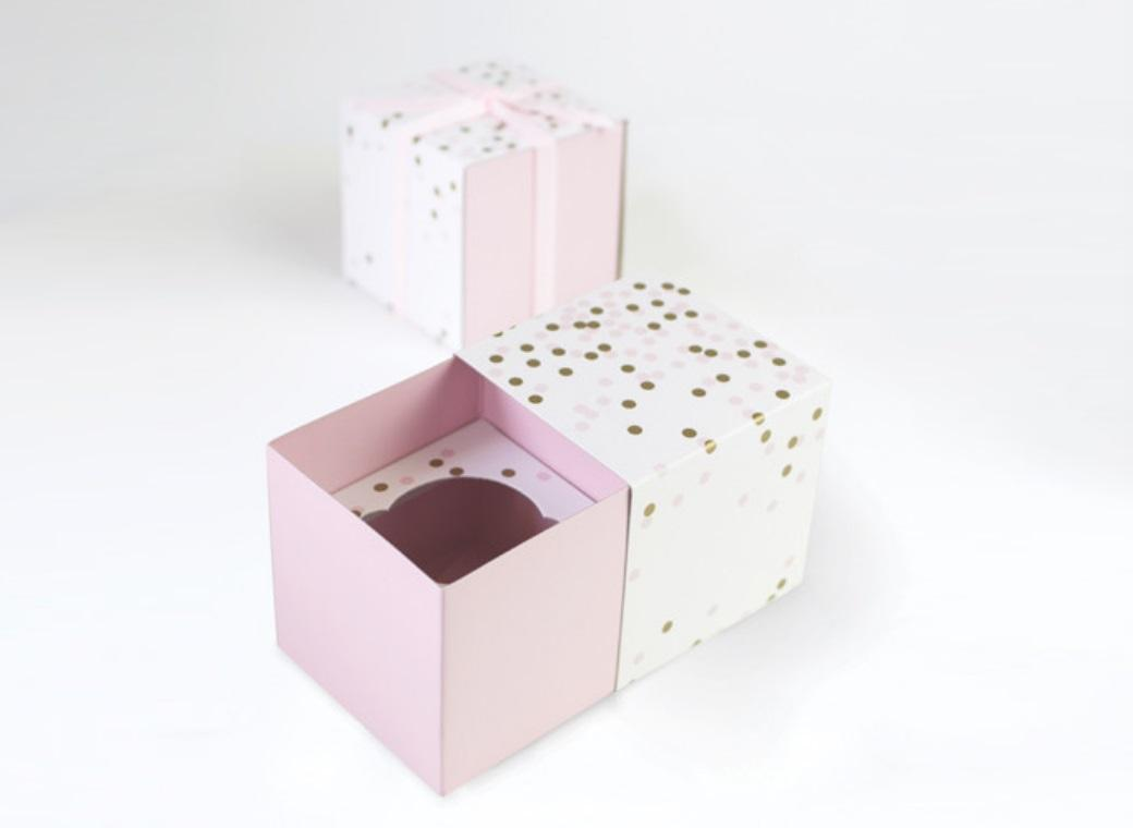 Sweet Pea Parties Wedding Favour Boxes