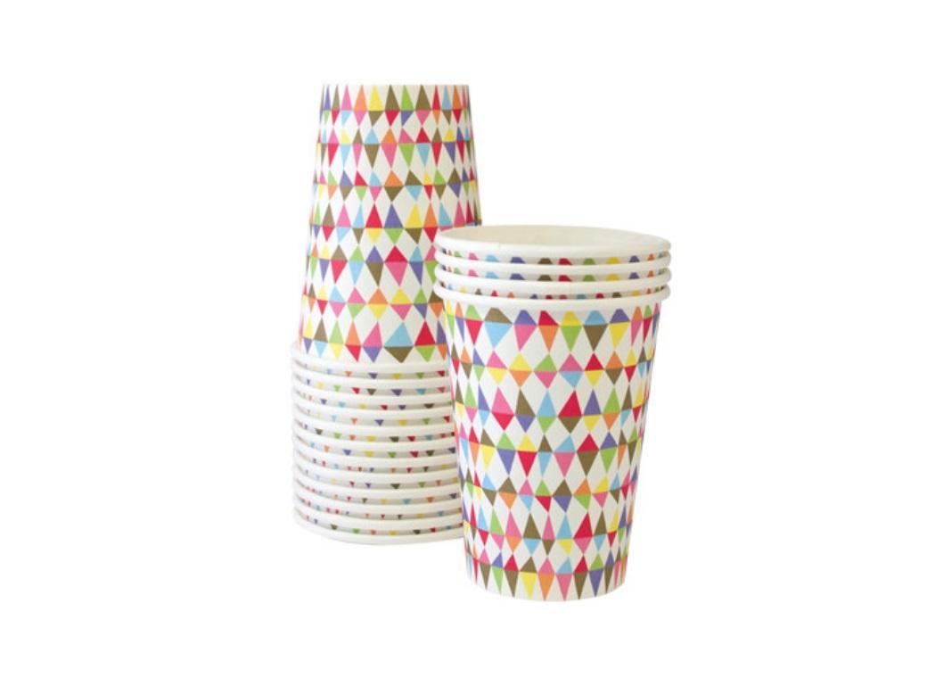Paper Eskimo Paper Cups - Carnival Chaos