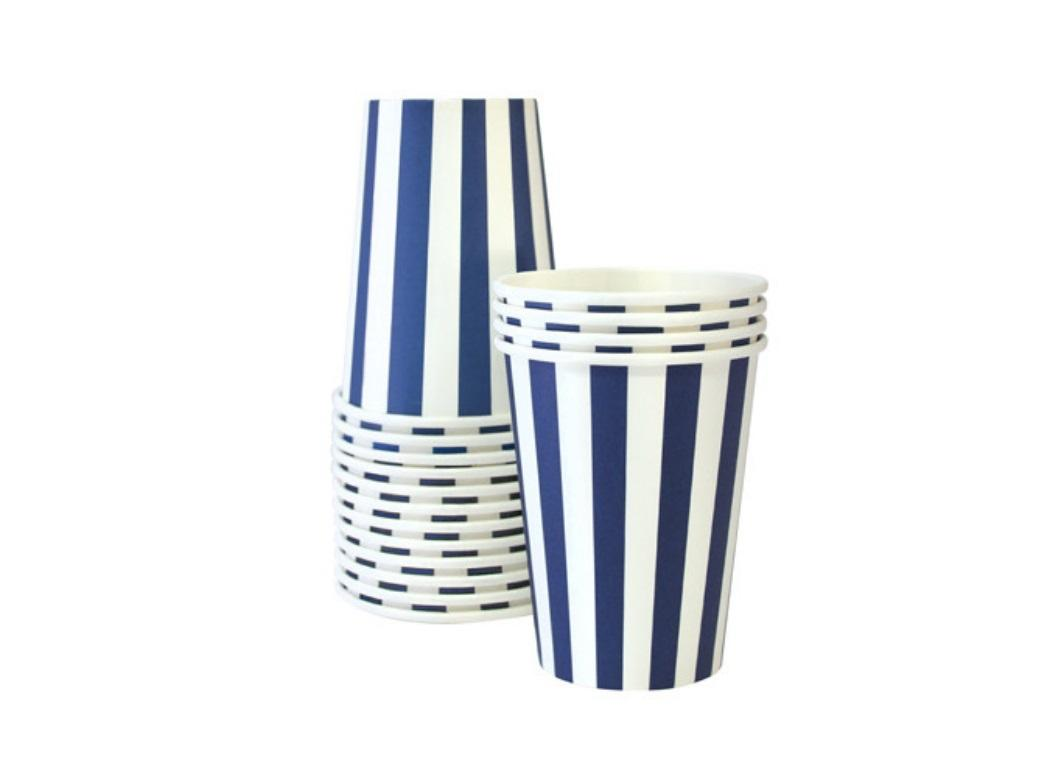Paper Eskimo Paper Cups - Naut so Navy