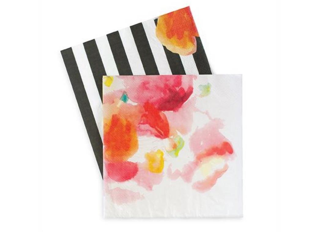 Paper Eskimo Napkins - Floral Escape