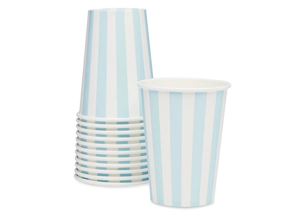 Paper Eskimo Paper Cups 12pk - Powder Blue