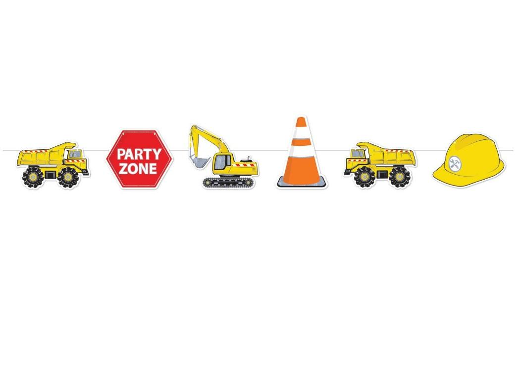 Party Bunting - Construction
