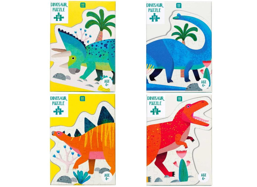 Party Dinosaurs Puzzles