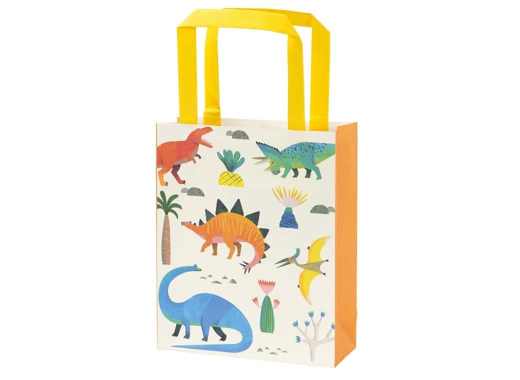 Party Dinosaurs Treat Bags 8pk