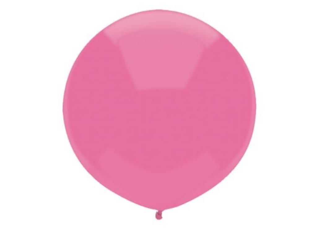 43cm Balloon - Passion Pink